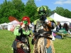 Azog & Wedji - Maryland Faerie Festival 2008