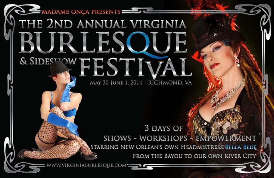 VA Burlesque Fest